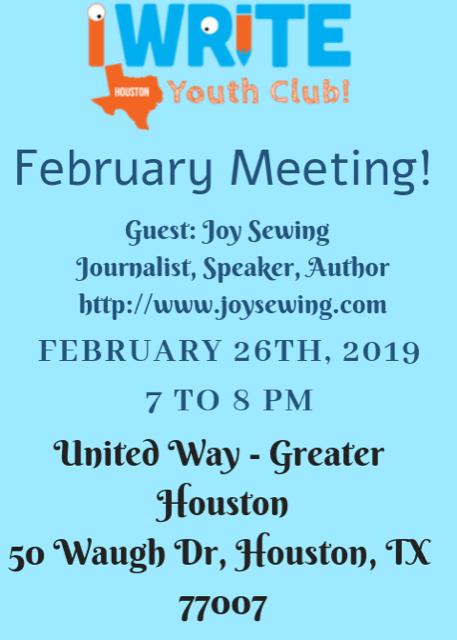 Feb Meeting